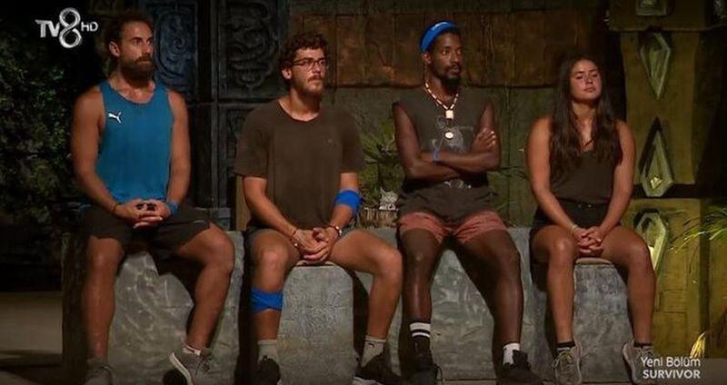Survivor 8 Haziran 2021 kim elendi? Aleyna, Ayşe, Steven adaya kim veda edecek?