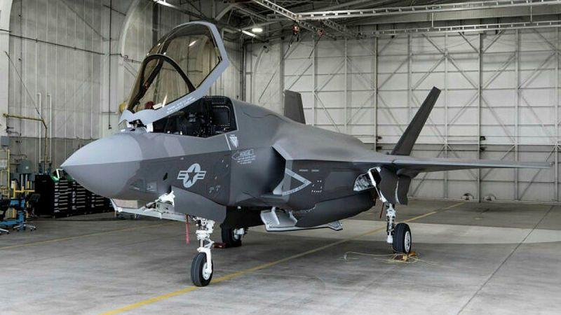 ABD kendi ürettiği F-35 savaş uçaklarını kullanmak istemiyor