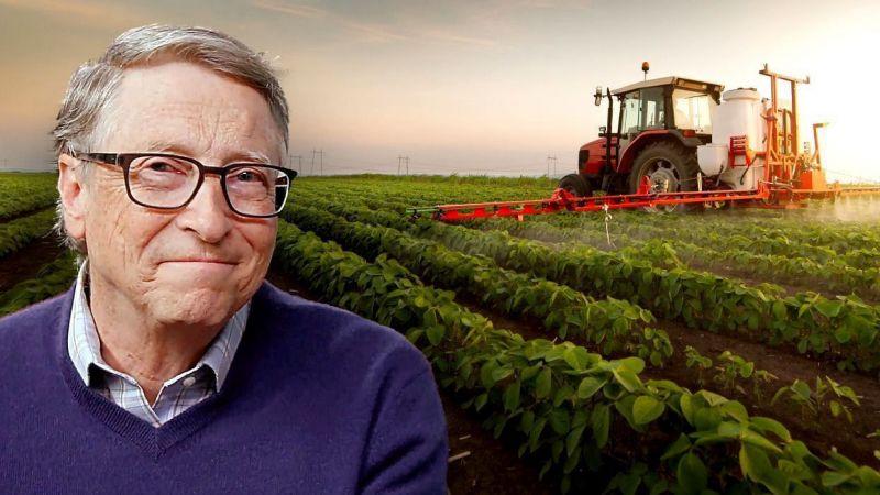 Arazi ağası Bill Gates ve McDonald's'ın ilginç ortaklığı