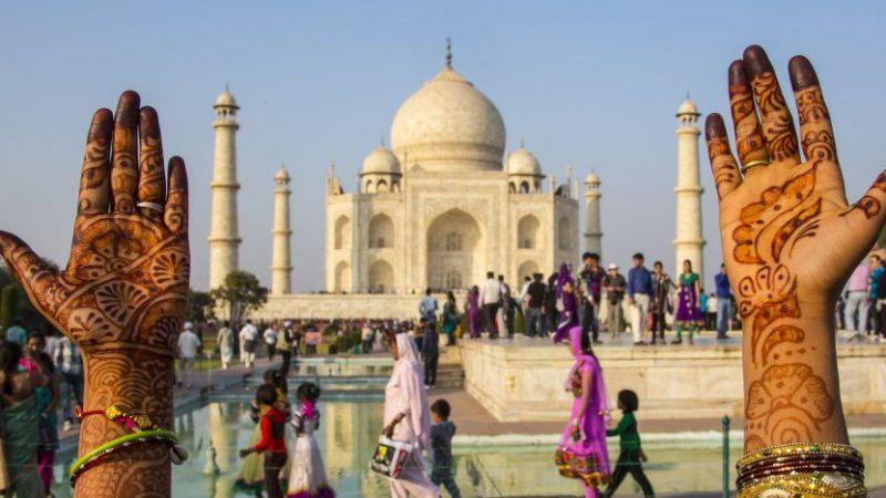 Hindistan'da kornaya karşı yeni tanrı