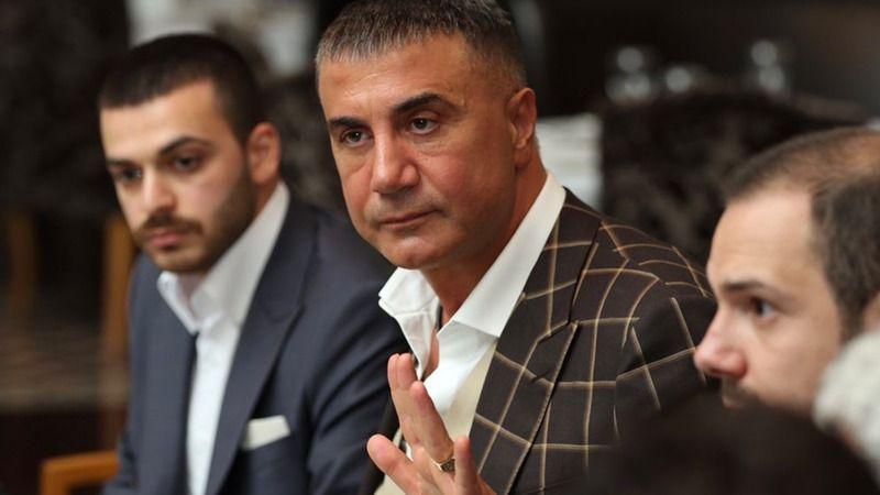 Sedat Peker soruşturmasında 4 ilde operasyon düzenlendi