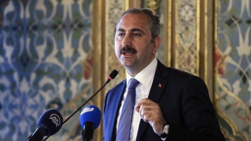 Ayda 10 bin dolar alan siyasetçi hakkında Adalet Bakanı Gül'den açıklama geldi