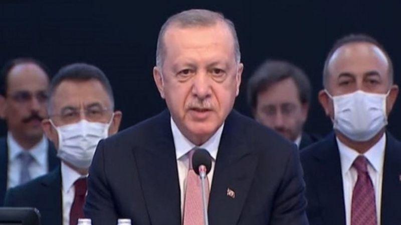 Cumhurbaşkanı Erdoğan: Olan biteni tribünden seyretme lüksümüz yoktur