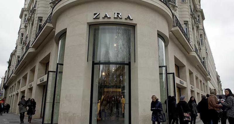 ZARA tasarımcısından Filistin hakkında skandal sözler