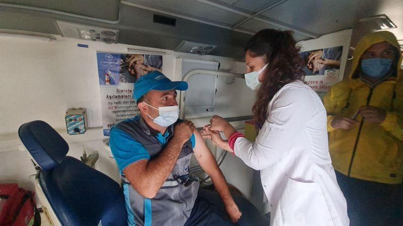 İl Sağlık Müdürü açıkladı! İstanbul'da aşılama Temmuz başında bitecek