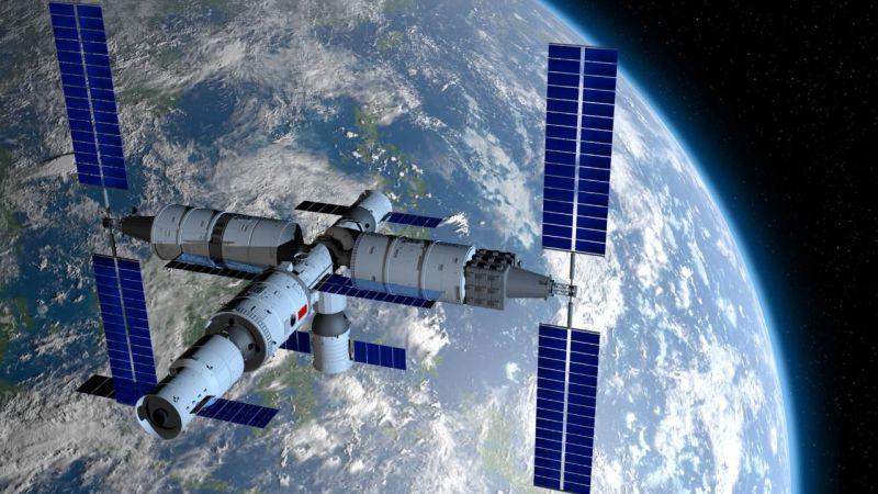 Uzayda rekabet kızışıyor, Çin kendi uzay istasyonunu kuruyor