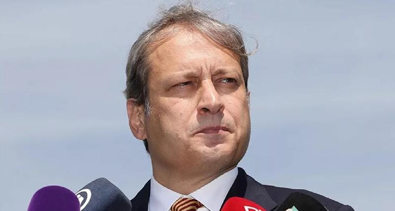 Galatasaray'ın 38.Başkanı Burak Elmas