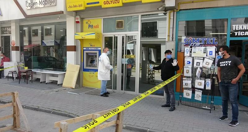 PTT şubesinden 170 bin lira çalan şahsın kimliği şok etti