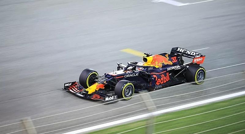 Formula 1 Fransa Grand Prix'sinde zafer Hollandalı Verstappen'in