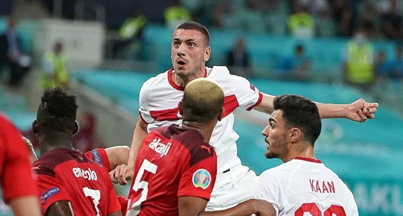 Türkiye'nin EURO 2020 macerası tatsız bitti
