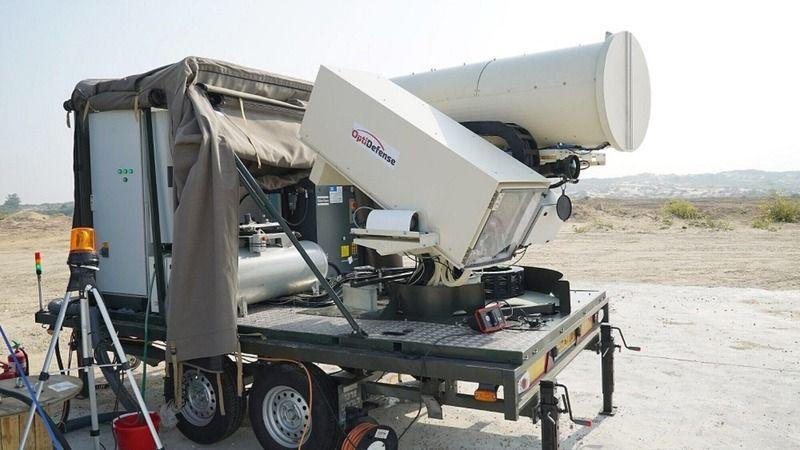 İsrail İHA'ları lazerle vuracak