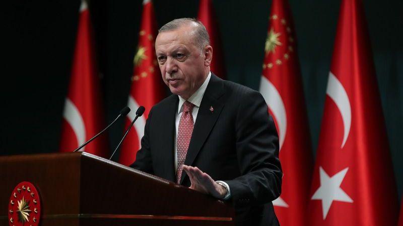 Erdoğan: Seçimlerin kaderi sizin elinizde