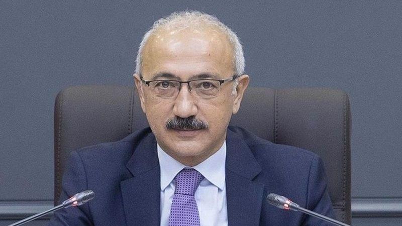 Hazine ve Maliye Bakanı Lütfi Elvan, pandemi sonrası ekonomik büyüme ve kur istikrarı açıklaması