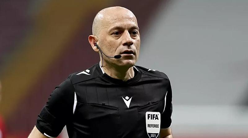 EURO 2020'de Cüneyt Çakır bir görev daha