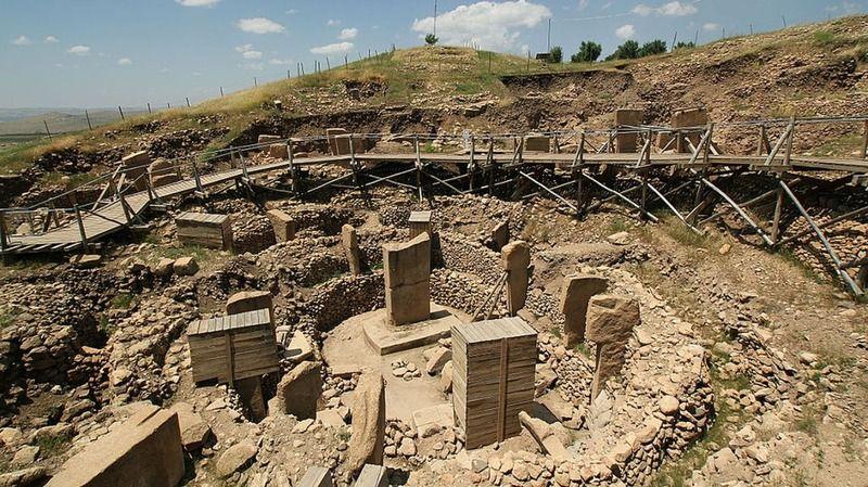 Göbeklitepe'de 11 yeni tepe keşfedildi