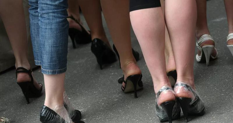 139 çift kadın ayakkabı çaldı! ''Kokusunu çok seviyorum'' dedi...