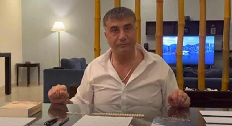 Baro seçimlerinde şoke eden Sedat Peker detayı