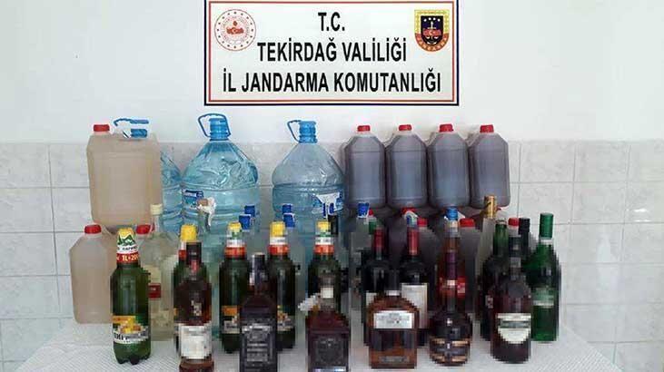 Sahte içki savunması; 'satıcı değil kullanıcıyım'