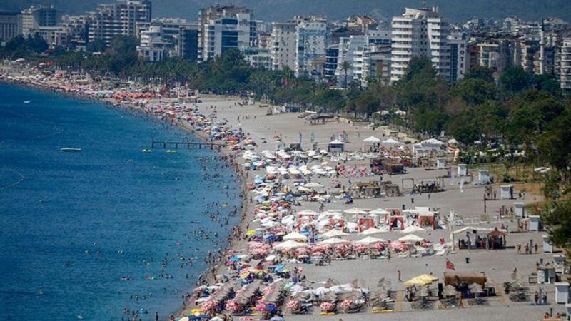 """""""Antalya'nın iklimi için korkutan uyarı"""""""