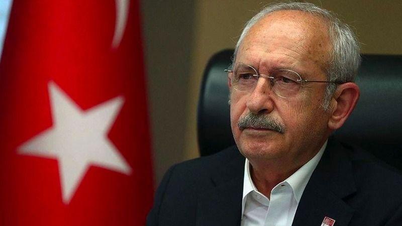 CHP Genel Başkanı Kemal Kılıçdaroğlu ve 19 vekilin dokunulmazlık dosyaları TBMM'de