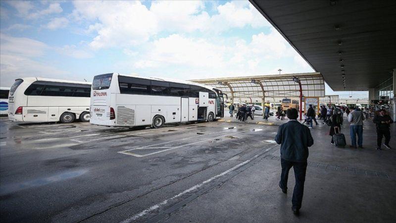 Bayram öncesi otobüs fiyatları yükseldi