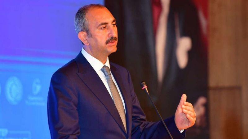Adalet Bakanı Gül'den yargı mensuplarına: 'Dünyada adil olmaktan daha değerli hiçbir şey yoktur'