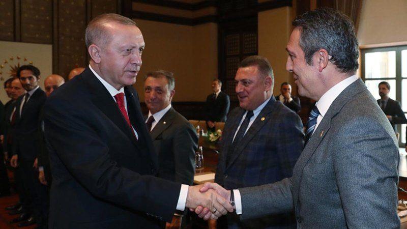 Cumhurbaşkanı Erdoğan Ali Koç'un mektubuna ne yanıt verdi?