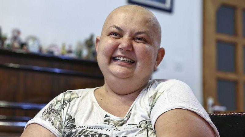 Kanseri 9 kez yenen Canan Perdahlı, kanserle mücadeledeki hayat hikayesini anlattı