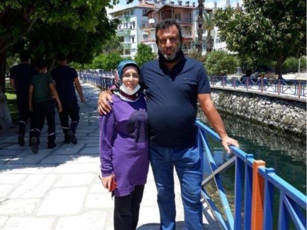 Hamide Duman ve Yufkacı Muammer'in Sosyal Medyadaki Pozları Olay Yarattı