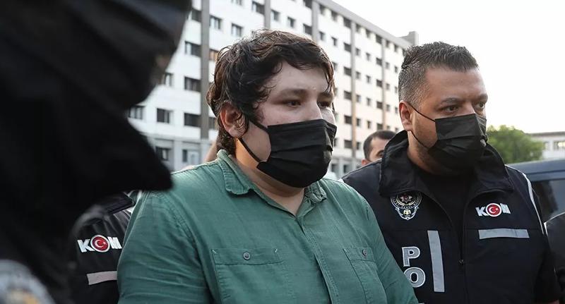'Tosuncuk'un abisi de Uruguay'da yakalandı