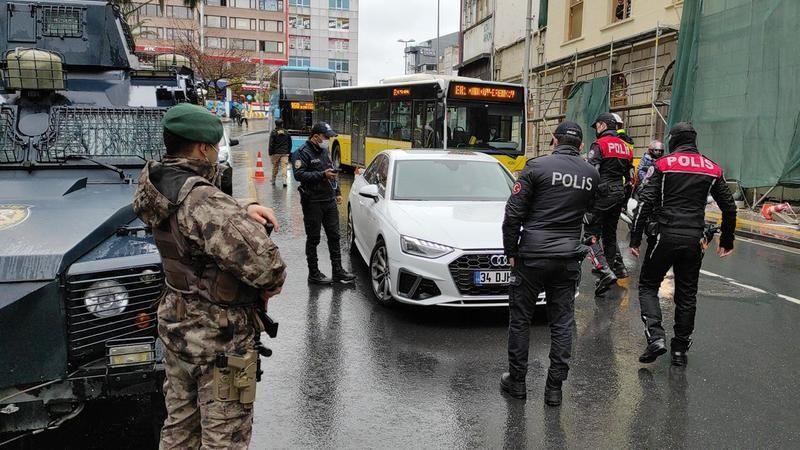 'Yeditepe Huzur' uygulamasının bilançosu açıklandı! 148 bin TL ceza kesildi