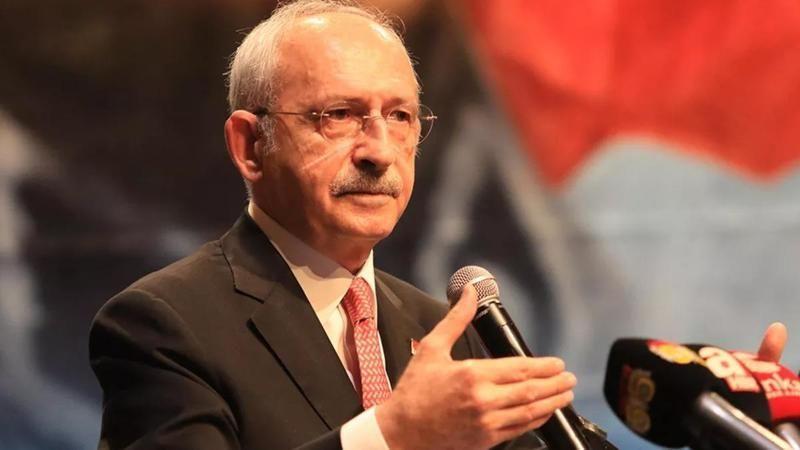 Kılıçdaroğlu'ndan cumhurbaşkanlığı adaylı hakkında açıklaması geldi