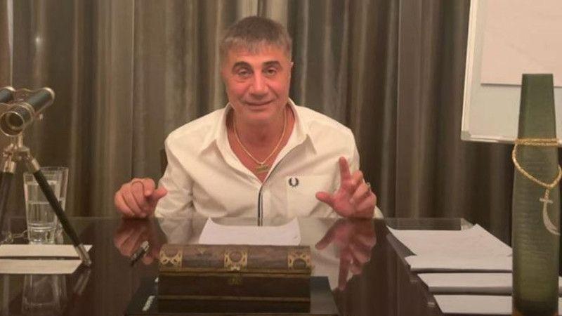 Sedat Peker sosyal medya paylaşımlarına devam ediyor ''Ölümüm bile size kurtuluş olmayacak!''