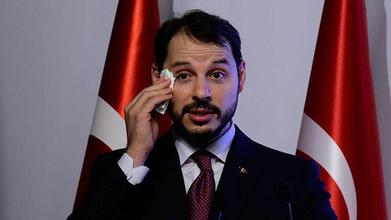 Müderrisoğlu, yazısında eski Ekonomi Bakanı Berat Albayrak'ı andı
