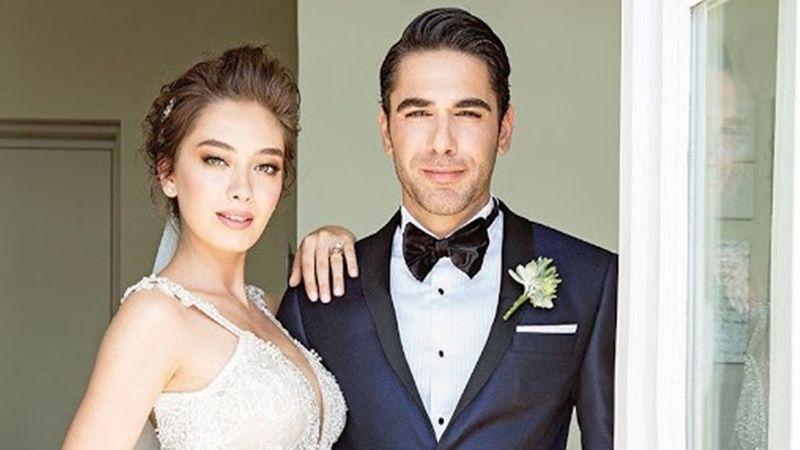 Neslihan Atagül ve Kadir Doğulu boşanıyor mu? Aşkın Tarifi dizisindeki partneri ile görüntüleri olay oldu