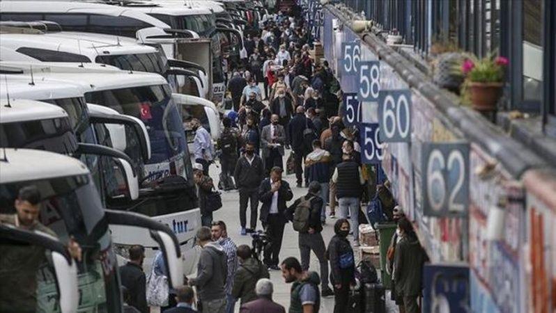 Şehirlerarası otobüs biletlerinde tavan ücret uygulaması! Mesafeye göre fiyat tablosu açıklandı