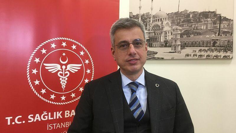 İstanbul İl Sağlık Müdürü Prof. Dr. Kemal Memişoğlu: 'İstanbul'da vaka sayısında artış yaşanıyor'
