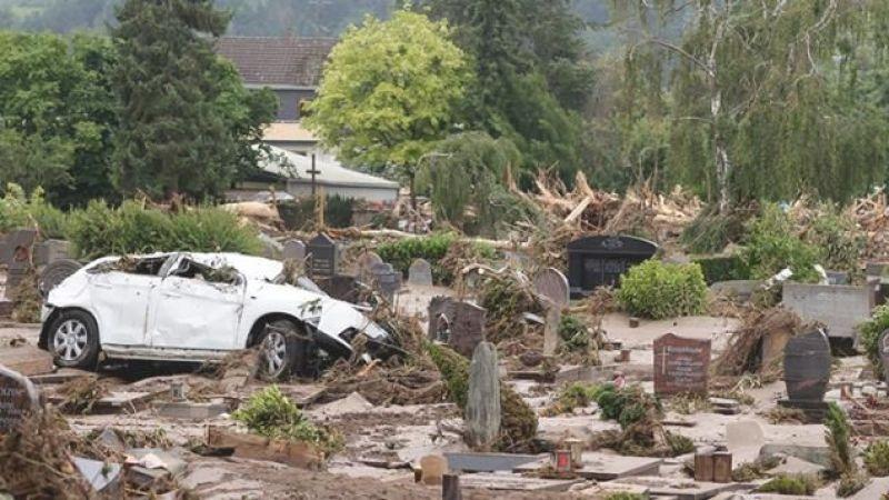 Avrupa'daki sel felati nedeniyle 153 kişi hayatını kaybetti