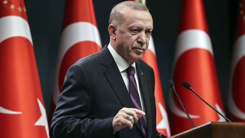 Cumhurbaşkanı Erdoğan'ın müjdesi ne? Cumhurbaşkanı Erdoğan KKTC'de