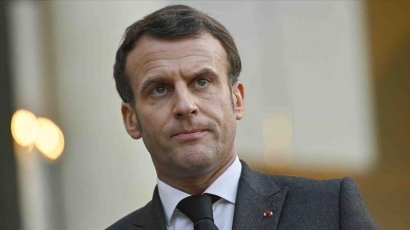 Fransa Cumhurbaşkanı'nın telefonunda casus yazılım mı var?