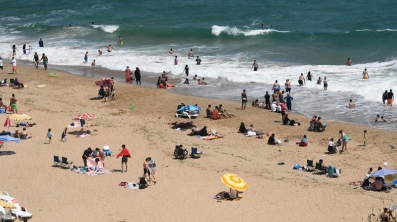 2 bin nüfuslu ilçeye 50 bin tatilci geldi! Belediye başkanı yaptığı paylaşımda başka yere gitmesini istedi