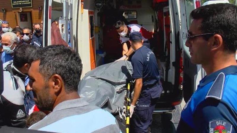 Şile'de dalgalarda kaybolan 18 yaşındaki gencin cansız bedeni bulundu