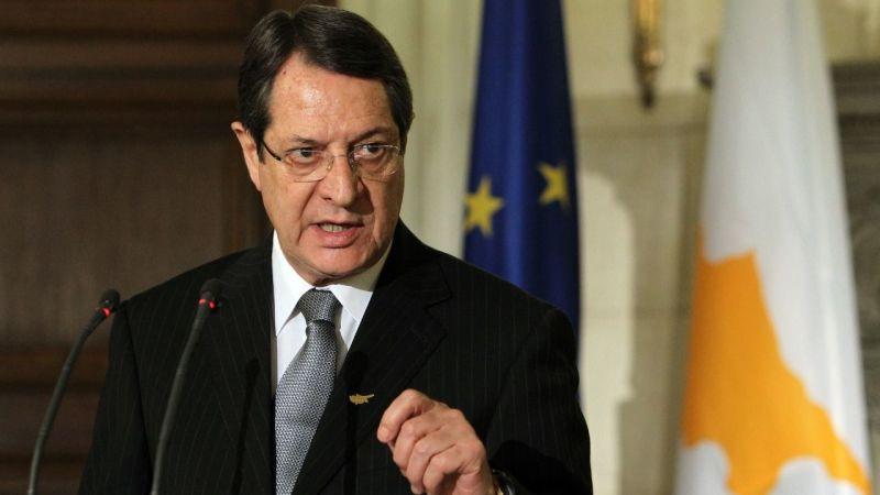 Kıbrıs Rum kesimi liderinden tehdit mesajları geldi