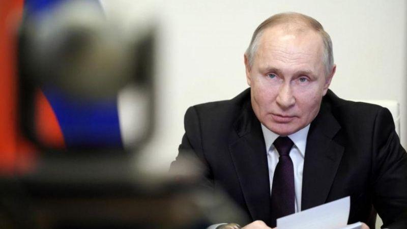 Putin: ABD enflasyon açığını kapatmak için yaptığı müdahaleler üm dünyayı etkliyor