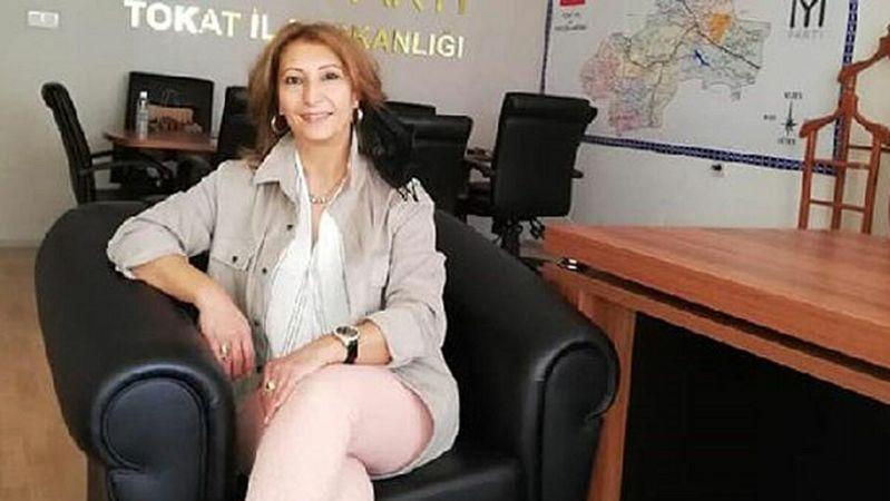 Uğur Songül Sarıtaşlı İYİ partiden istifa etti