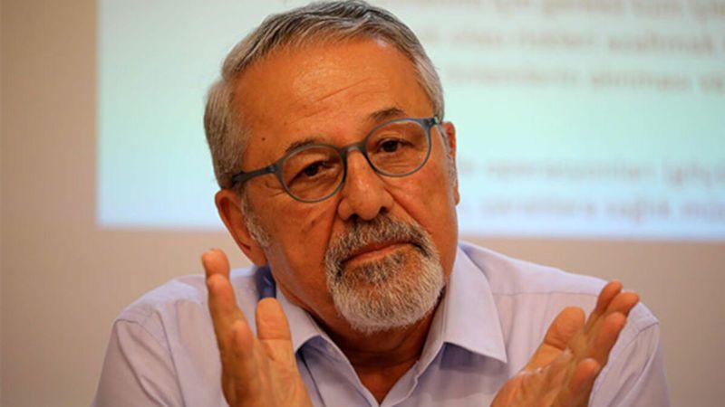 Prof. Dr. Naci Görür: Büyük bir deprem bekliyoruz