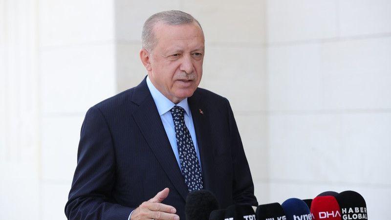 Erdoğan: THK'nın elinde kullanabileceği uçak yok