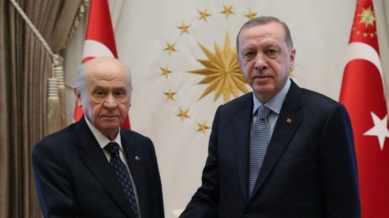 Cumhur İttifakı'nın yeni anayasa maddeleri belli olmaya başladı