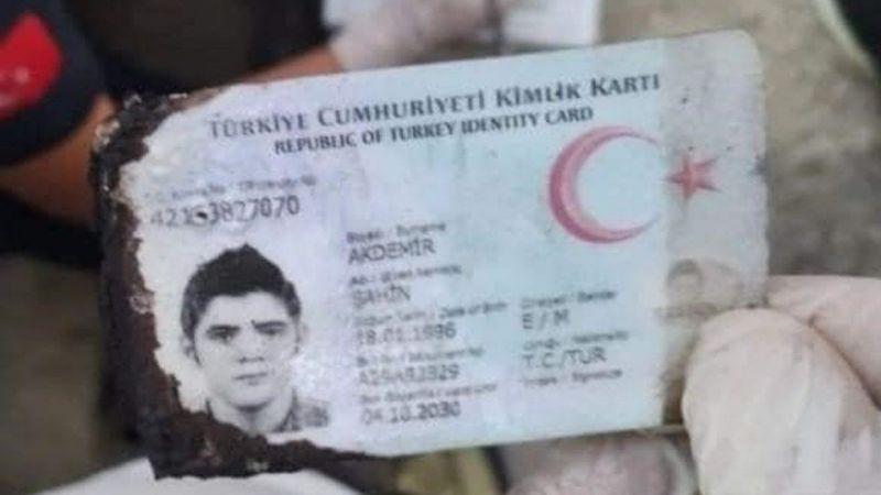 Yangında gönüllü çalışan Şahin Akdemir alevlerin arasında kaldı! Kardeşi konuştu