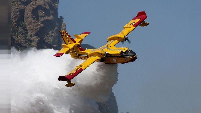 Orman zengini Avrupa ülkelerinin yangınlara karşı kaç uçağı var?